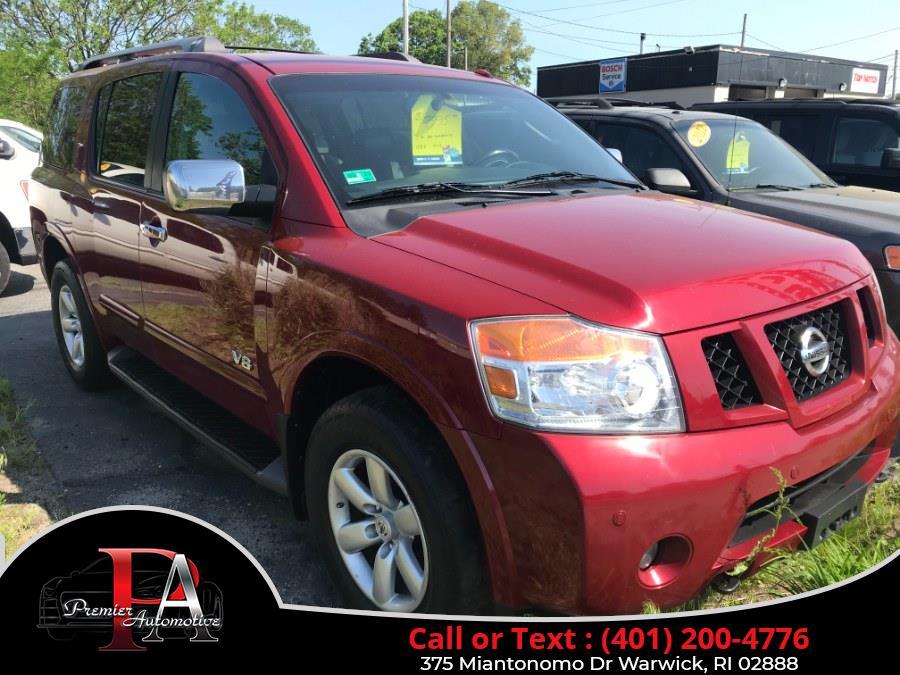 Used 2008 Nissan Armada in Warwick, Rhode Island   Premier Automotive Sales. Warwick, Rhode Island