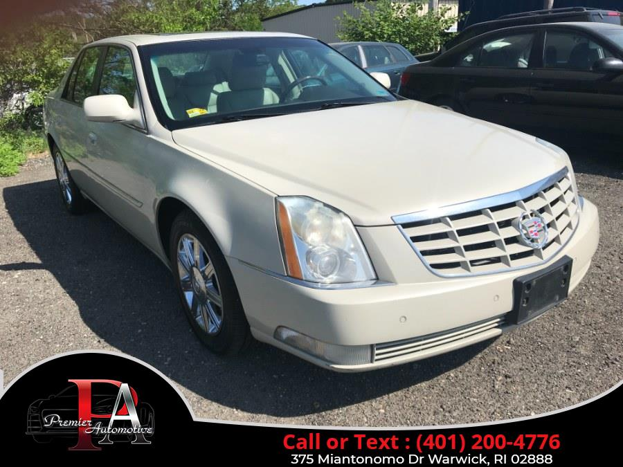 Used Cadillac DTS 4dr Sdn Premium Collection 2011   Premier Automotive Sales. Warwick, Rhode Island