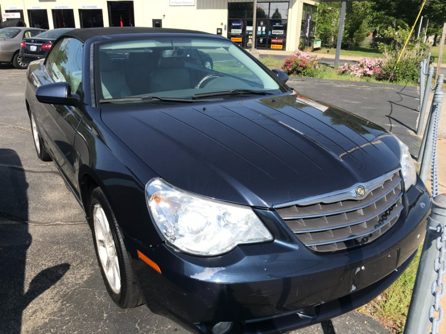 Used 2008 Chrysler Sebring in Warwick, Rhode Island   Premier Automotive Sales. Warwick, Rhode Island