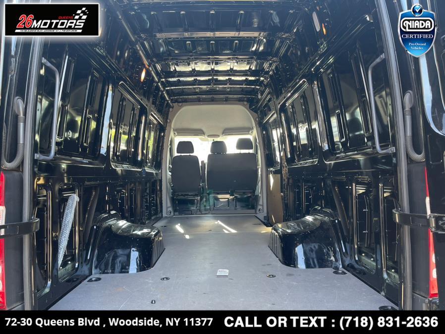 "Used Mercedes-Benz Sprinter Cargo Van 3500 High Roof V6 170"" Extended RWD 2017 | 26 Motors Queens. Woodside, New York"