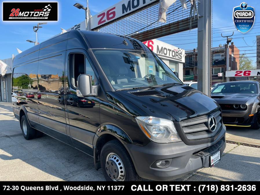 Used 2017 Mercedes-Benz Sprinter Cargo Van in Woodside, New York | 26 Motors Queens. Woodside, New York
