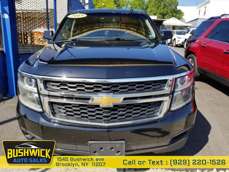 Used 2015 Chevrolet Tahoe in Brooklyn, New York | Bushwick Auto Sales LLC. Brooklyn, New York