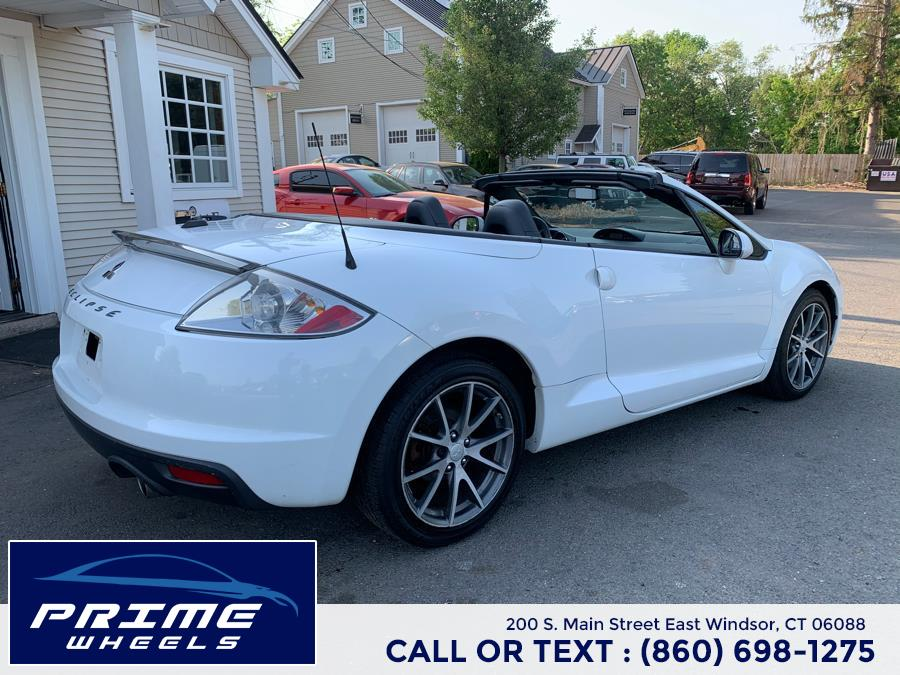 Used Mitsubishi Eclipse 2dr Spyder Auto GS Sport 2011 | Prime Wheels. East Windsor, Connecticut