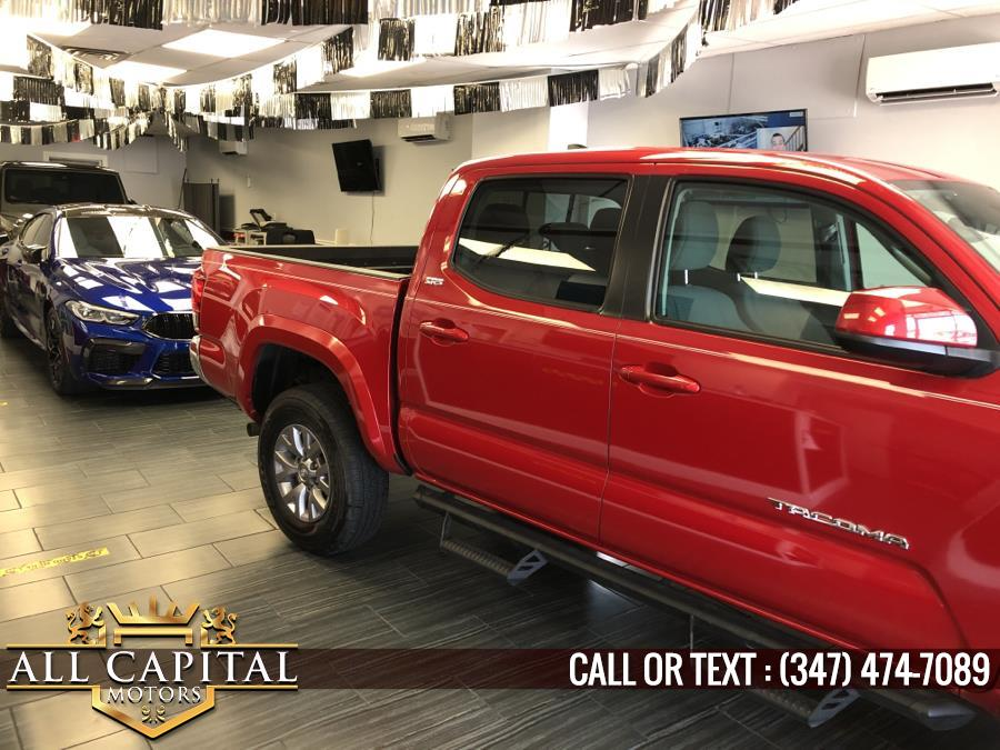 Used Toyota Tacoma 2WD Limited Double Cab 5'' Bed V6 AT (Natl) 2019 | All Capital Motors. Brooklyn, New York