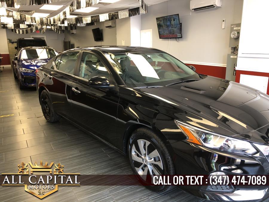 Used Nissan Altima 2.5 S Sedan 2020   All Capital Motors. Brooklyn, New York