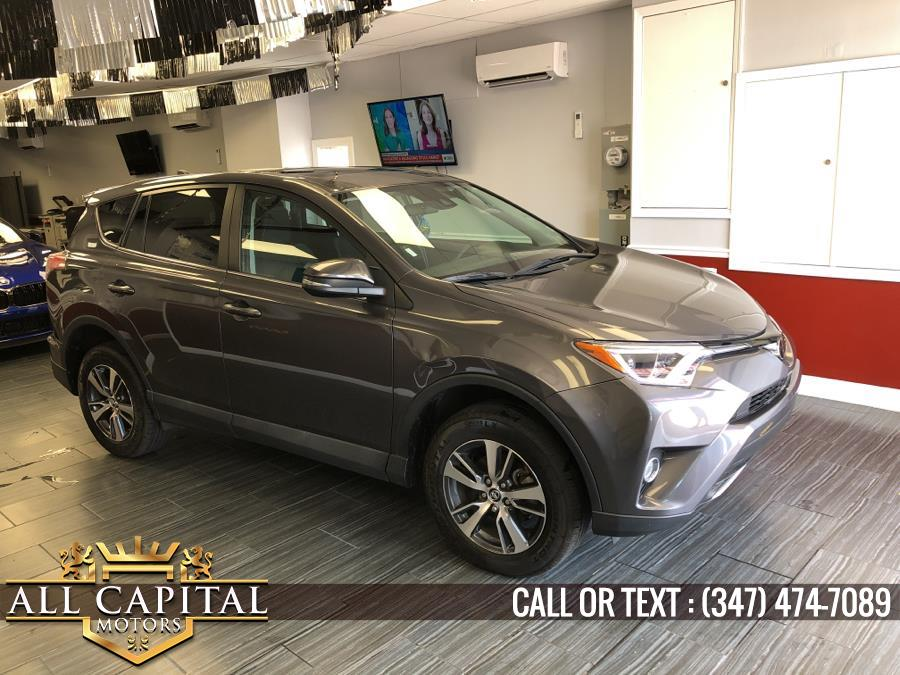 Used 2018 Toyota RAV4 in Brooklyn, New York | All Capital Motors. Brooklyn, New York