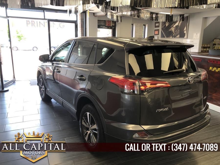 Used Toyota RAV4 XLE FWD 2018   All Capital Motors. Brooklyn, New York