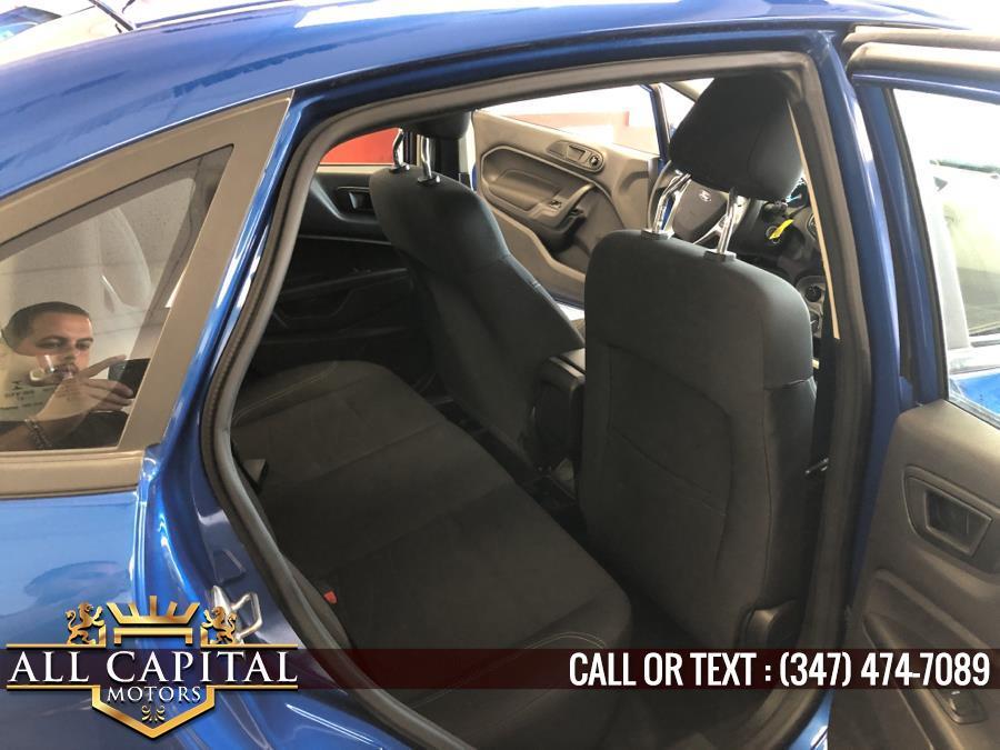 Used Ford Fiesta SE Sedan 2019   All Capital Motors. Brooklyn, New York