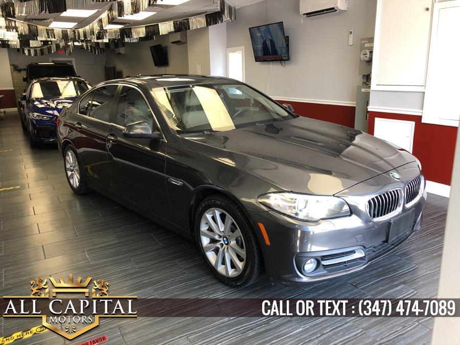 Used 2016 BMW 5 Series in Brooklyn, New York | All Capital Motors. Brooklyn, New York