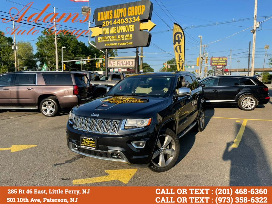 Used 2014 Jeep Grand Cherokee in Paterson, New Jersey   Adams Auto Group. Paterson, New Jersey