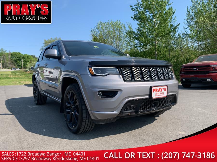 Used Jeep Grand Cherokee Altitude 4x4 2020   Pray's Auto Sales . Bangor , Maine