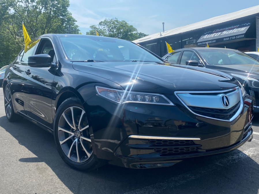 Used Acura TLX 4dr Sdn FWD V6 Tech 2016   Champion Auto Sales. Linden, New Jersey