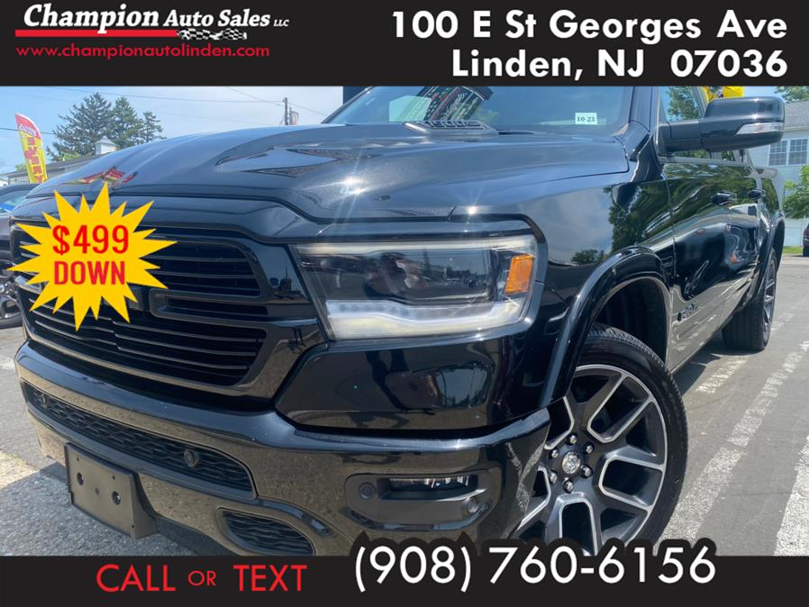Used 2019 Ram 1500 in Linden, New Jersey | Champion Auto Sales. Linden, New Jersey
