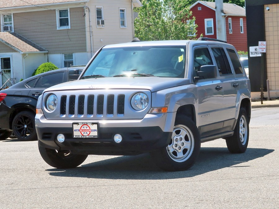 Used Jeep Patriot Sport 2017 | Auto Expo Ent Inc.. Great Neck, New York