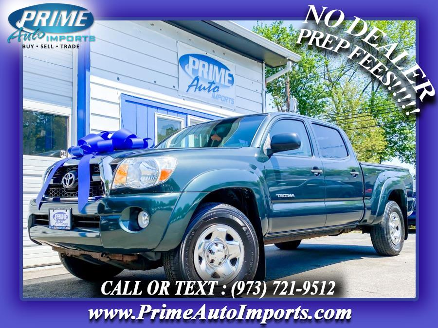 Used 2011 Toyota Tacoma in Bloomingdale, New Jersey | Prime Auto Imports. Bloomingdale, New Jersey