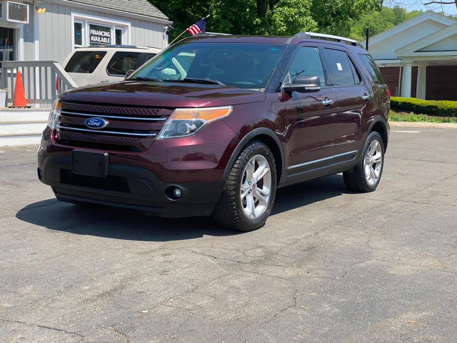 Used Ford Explorer 4WD 4dr Limited 2011   Lava Motors 2 Inc. Canton, Connecticut