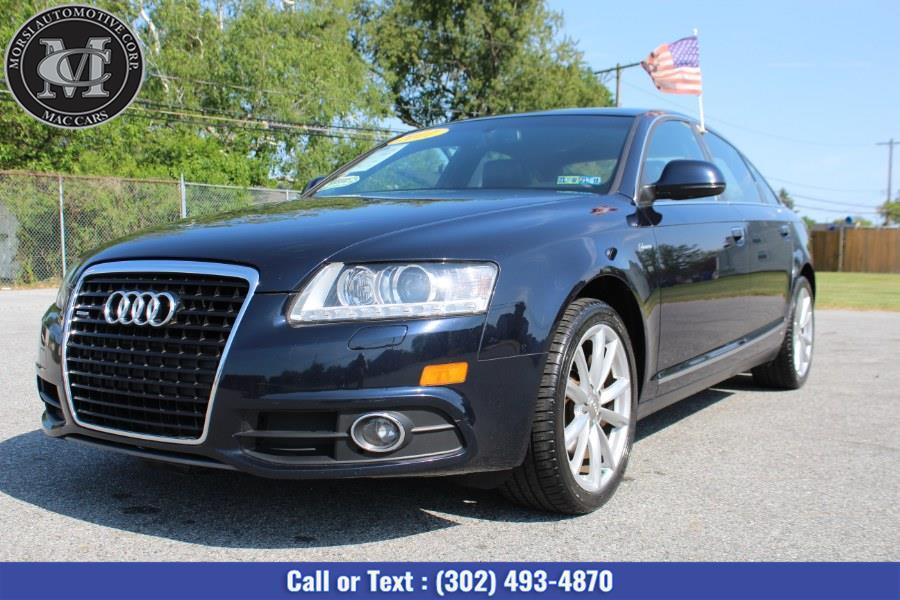 Used Audi A6 4dr Sdn quattro 3.0T Prestige 2011 | Morsi Automotive Corp. New Castle, Delaware