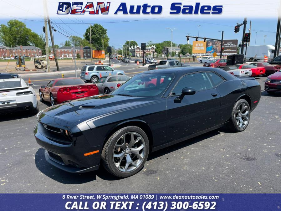 Used Dodge Challenger 2dr Cpe SXT 2016 | Dean Auto Sales. W Springfield, Massachusetts