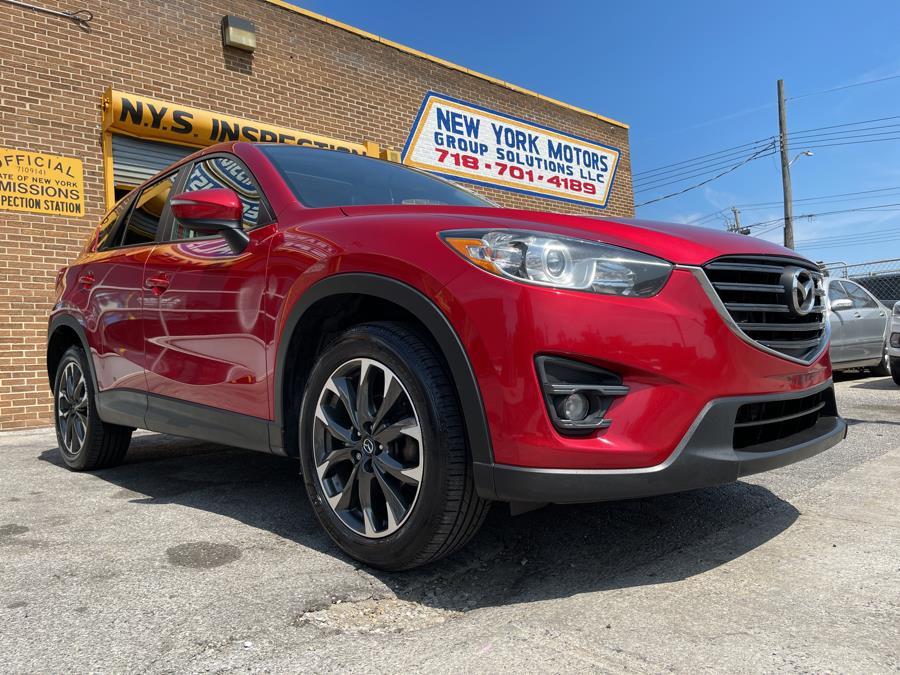 Used Mazda CX-5 2016.5 AWD 4dr Auto Grand Touring 2016 | New York Motors Group Solutions LLC. Bronx, New York