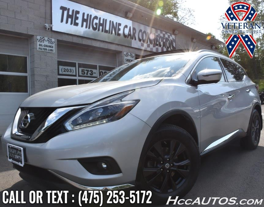 Used 2018 Nissan Murano in Waterbury, Connecticut | Highline Car Connection. Waterbury, Connecticut