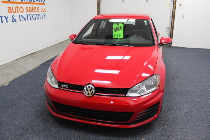 Used Volkswagen Golf GTI 4dr HB Man S 2015 | New England Auto Sales LLC. Plainville, Connecticut