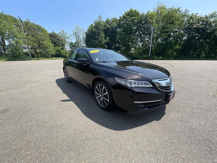 Used 2016 Acura TLX in Stratford, Connecticut   Wiz Leasing Inc. Stratford, Connecticut