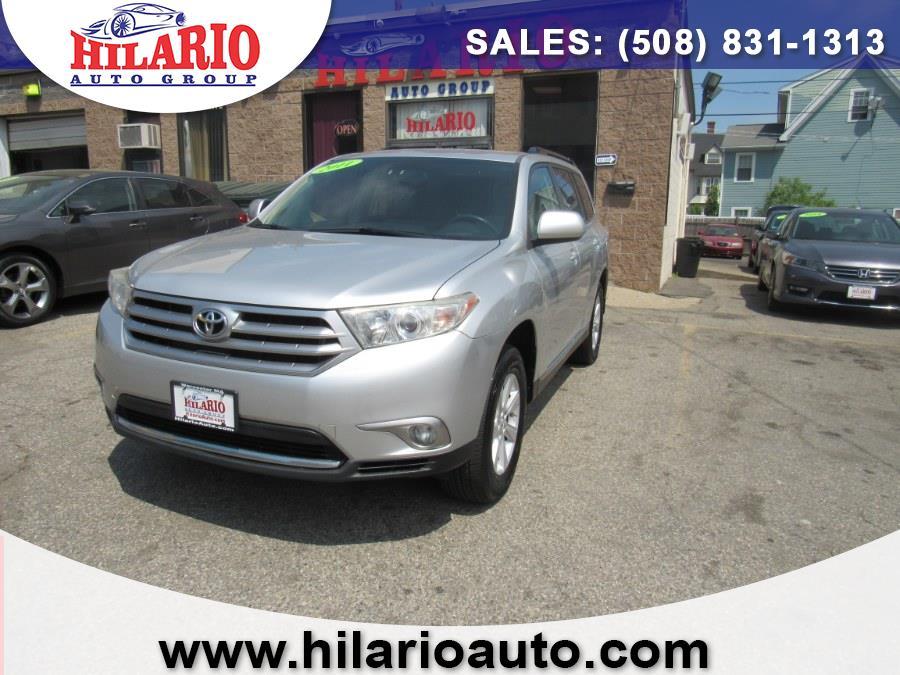 Used 2011 Toyota Highlander in Worcester, Massachusetts   Hilario's Auto Sales Inc.. Worcester, Massachusetts