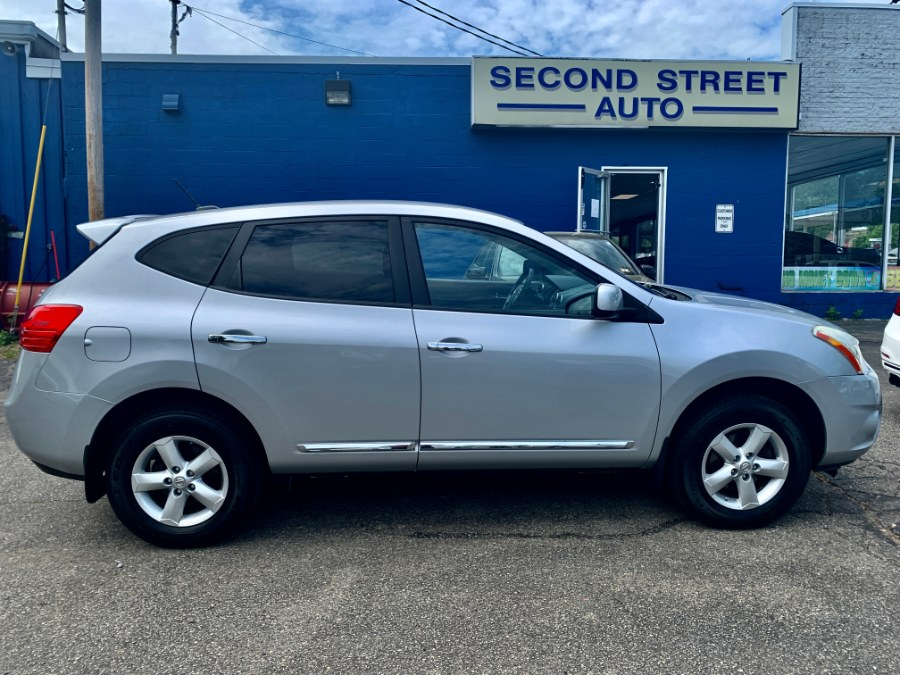 Used 2013 Nissan Rogue in Manchester, New Hampshire | Second Street Auto Sales Inc. Manchester, New Hampshire