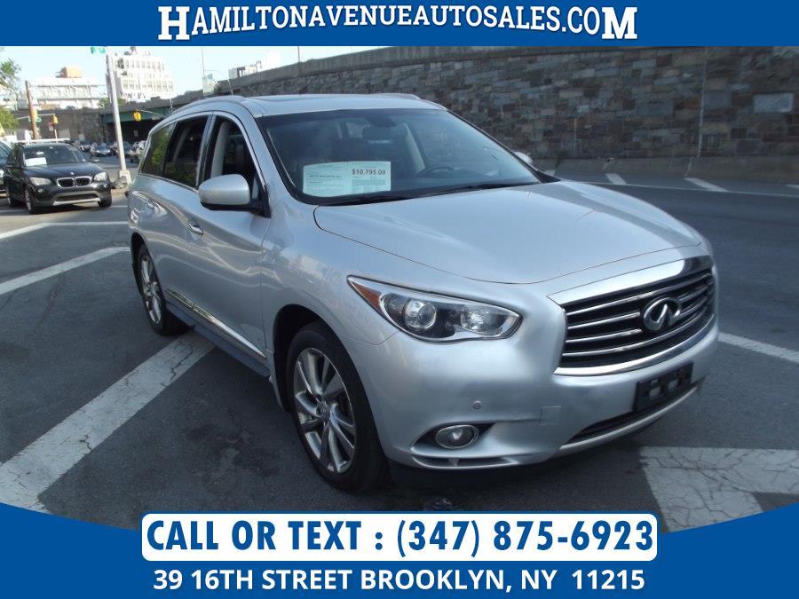 Used Infiniti JX35 AWD 4dr 2013 | Hamilton Avenue Auto Sales DBA Nyautoauction.com. Brooklyn, New York
