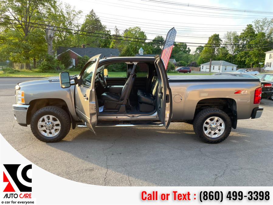 "Used Chevrolet Silverado 2500HD 4WD Ext Cab 158.2"" LT 2012 | Auto Care Motors. Vernon , Connecticut"
