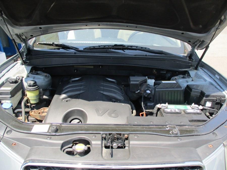 Used Hyundai Santa Fe Limited AWD 2008 | Cos Central Auto. Meriden, Connecticut