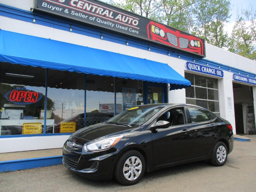 Used Hyundai Accent SE 2016 | Cos Central Auto. Meriden, Connecticut
