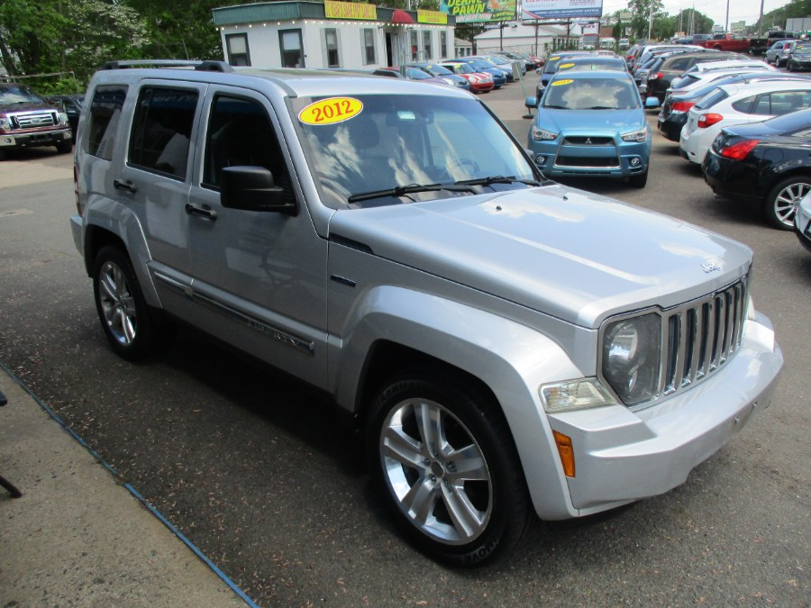Used Jeep Liberty 4WD 4dr Limited Jet 2012 | Cos Central Auto. Meriden, Connecticut