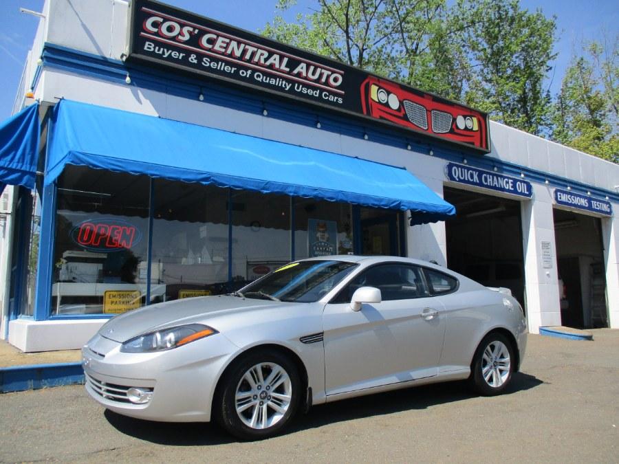Used 2008 Hyundai Tiburon in Meriden, Connecticut | Cos Central Auto. Meriden, Connecticut