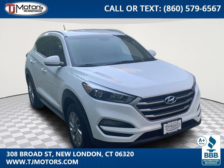 Used 2017 Hyundai Tucson in New London, Connecticut | TJ Motors. New London, Connecticut