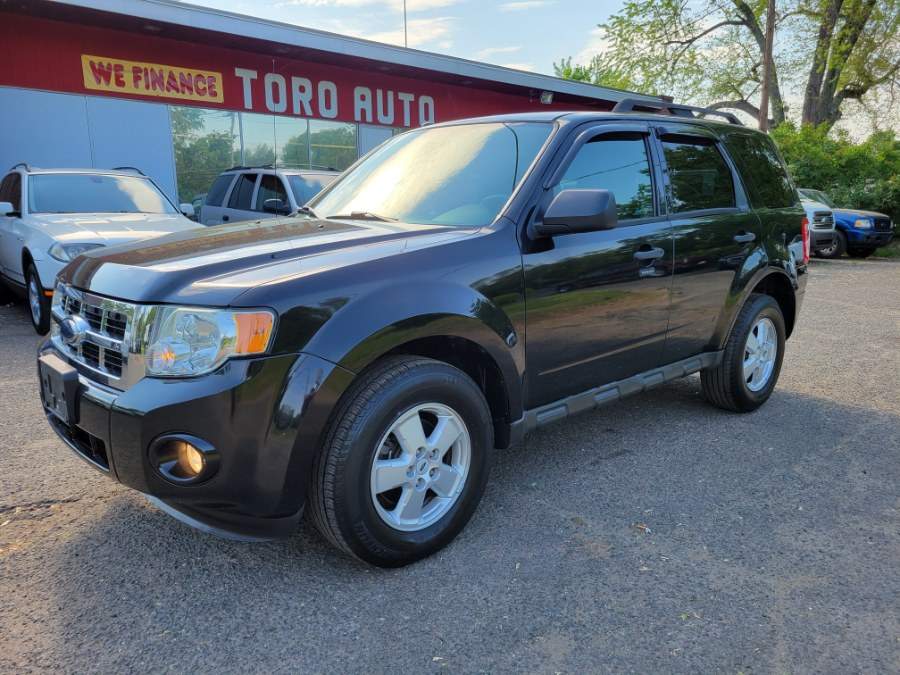 Used Ford Escape 4WD 4dr I4 Auto XLT 2009   Toro Auto. East Windsor, Connecticut