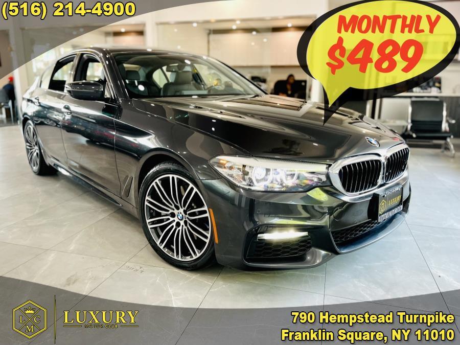 Used BMW 5 Series 540i xDrive Sedan 2018   Luxury Motor Club. Franklin Square, New York