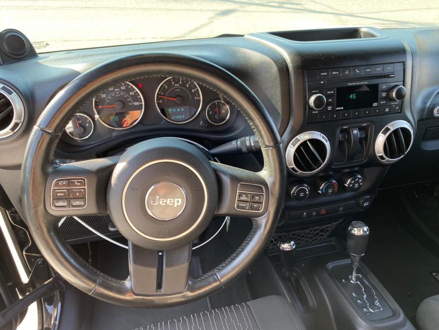 Used Jeep Wrangler 4WD 2dr Sahara 2012   New Beginning Auto Service Inc . Ashland , Massachusetts