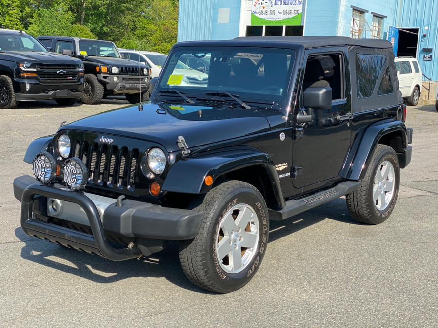 Used Jeep Wrangler 4WD 2dr Sahara 2012 | New Beginning Auto Service Inc . Ashland , Massachusetts