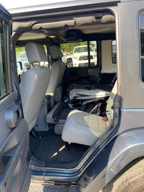Used Jeep Wrangler 4WD 4dr Unlimited Sahara 2008 | New Beginning Auto Service Inc . Ashland , Massachusetts