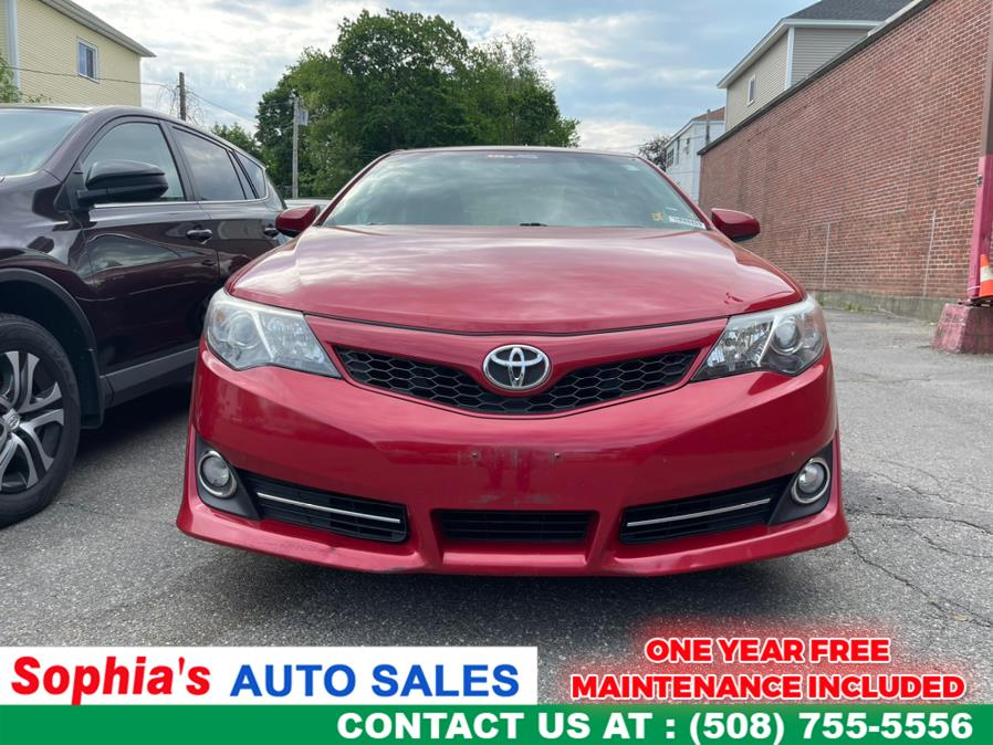 Used 2014 Toyota Camry in Worcester, Massachusetts | Sophia's Auto Sales Inc. Worcester, Massachusetts