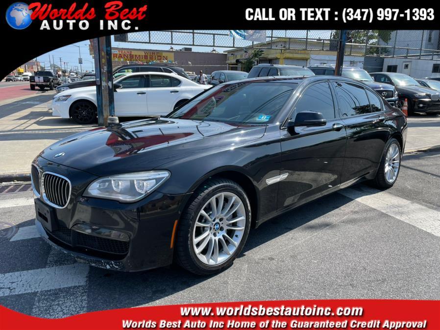 Used 2014 BMW 7 Series in Brooklyn, New York