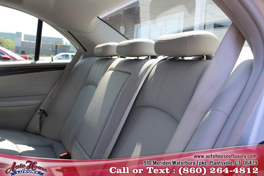 Used Mercedes-Benz C-Class 4dr Sdn 3.0L Luxury 4MATIC 2007 | Auto House of Luxury. Plantsville, Connecticut