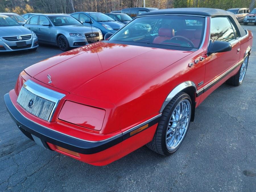 Used 1990 Chrysler Lebaron in Auburn, New Hampshire | ODA Auto Precision LLC. Auburn, New Hampshire