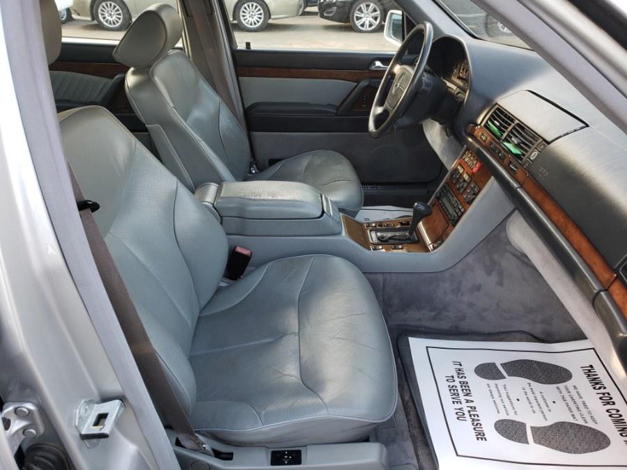 Used Mercedes-Benz 500 Series 4dr Sedan 5.0L Long-Wheelbase Auto 1994   ODA Auto Precision LLC. Auburn, New Hampshire