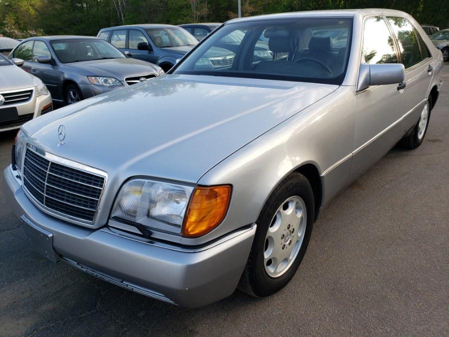 Used Mercedes-Benz 500 Series 4dr Sedan 5.0L Long-Wheelbase Auto 1994 | ODA Auto Precision LLC. Auburn, New Hampshire