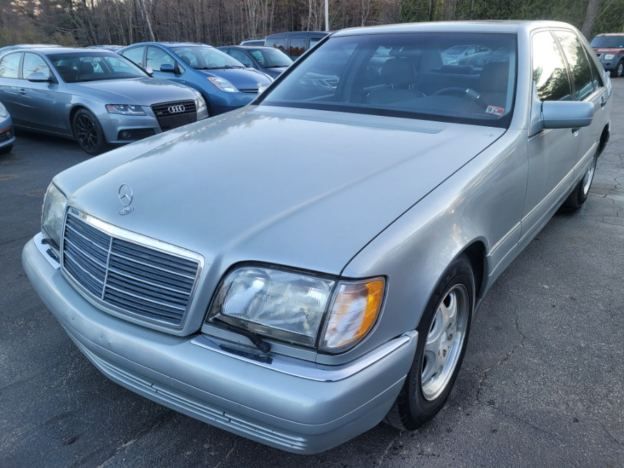 Used 1997 Mercedes-Benz S-Class in Auburn, New Hampshire | ODA Auto Precision LLC. Auburn, New Hampshire