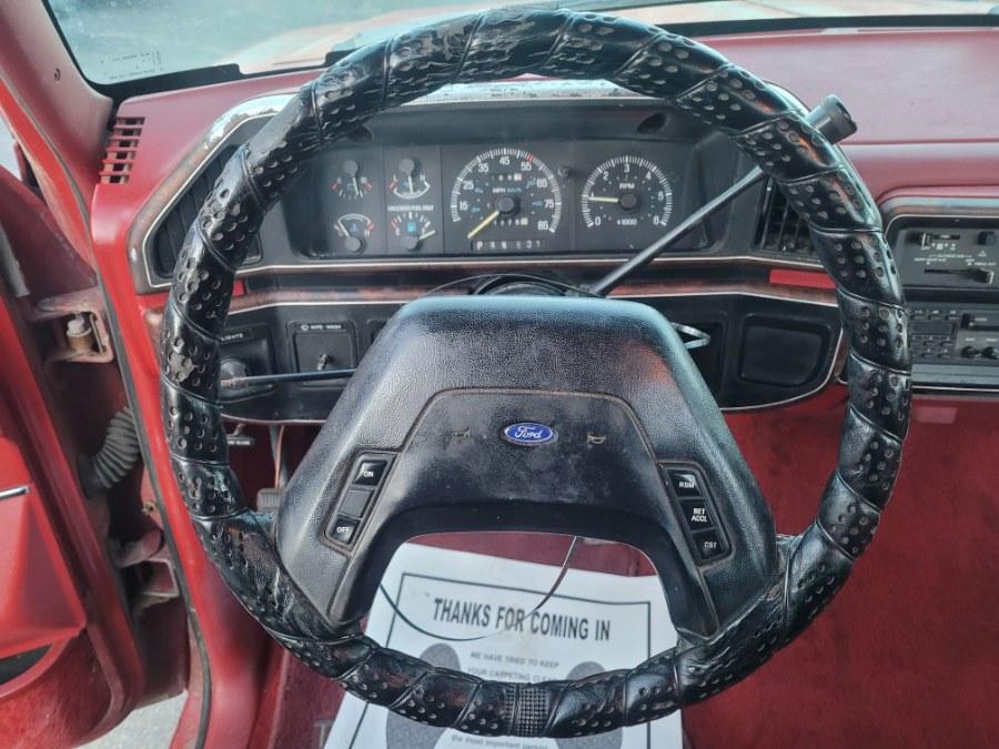 "Used Ford 1/2 Ton Trucks Styleside 117"" WB 1988 | ODA Auto Precision LLC. Auburn, New Hampshire"