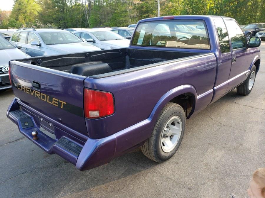 "Used Chevrolet S-10 Ext Cab 122.9"" WB LS (CA) 1995 | ODA Auto Precision LLC. Auburn, New Hampshire"