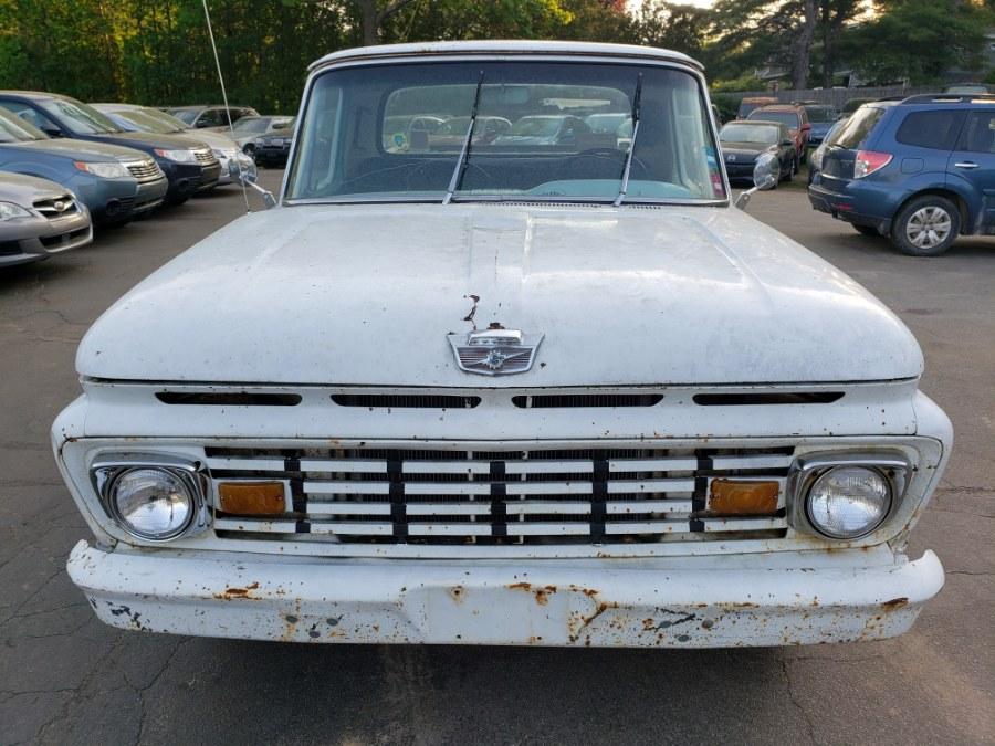 Used ford f250 truck 1963 | ODA Auto Precision LLC. Auburn, New Hampshire